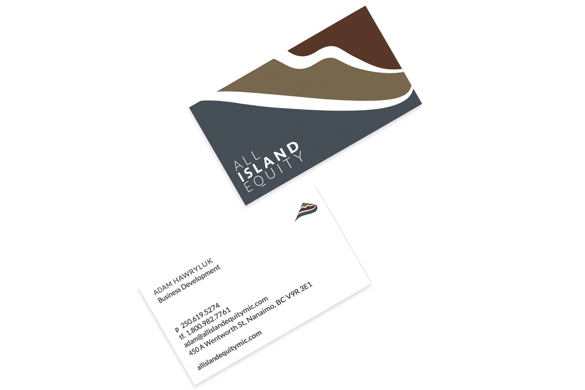 All Island Equity | Portfolio: Array Web + Creative
