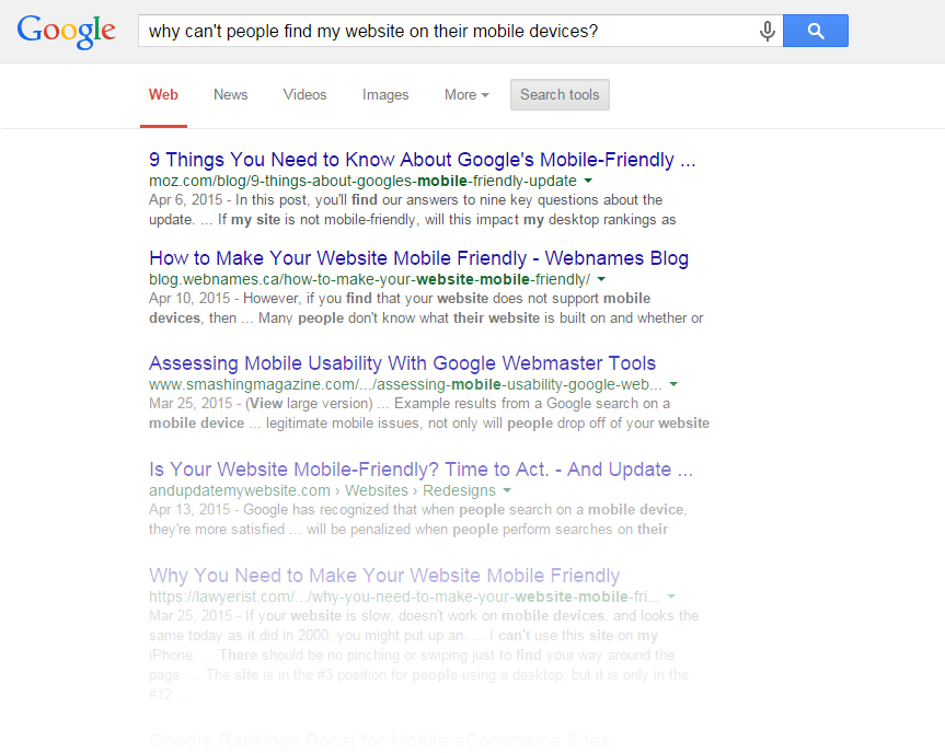 What You Should Know About Google's Mobile-Friendly Policy